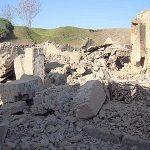 Pompei, novembre 2010: il crollo della Domus dei Gladiatori. Foto Uil.