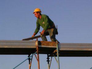 La Giunta regionale dell'Umbria ha approvato le linee guida per la prevenzione del rischio di caduta dall'alto
