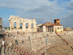 Restauro Arena di Verona: disponibile un pool di imprenditori