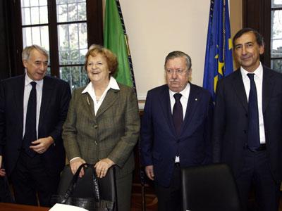 Appalti, firmato il Protocollo Antimafia per l'Expo 2015