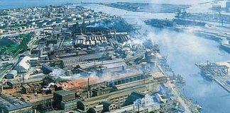 Riqualificazione SIN di Porto Marghera, Clini alla firma dell'accordo