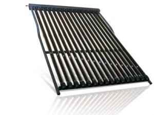 Nuovo collettore solare termico sottovuoto Solarkey