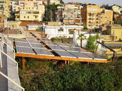 Fotovoltaico, almeno un impianto è presente nel 95% dei comuni
