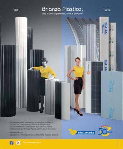 Brianza Plastica 1962-2012: 50 anni di storia imprenditoriale.
