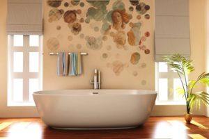 H2art: decorazioni eco-friendly per il bagno