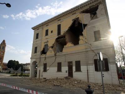 Terremoto Emilia, la ricerca per la messa in sicurezza degli edifici