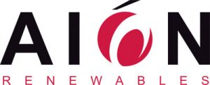 FkDesign disegna il nuovo logo per Aion Renewables