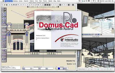 Standard e Professionale - Domus.Cad si fa in due