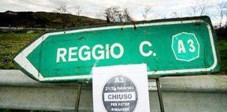 La Salerno-Reggio Calabria sarà finita entro il 2013