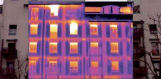 Termografia, condizioni e limiti per l'applicazione in edilizia