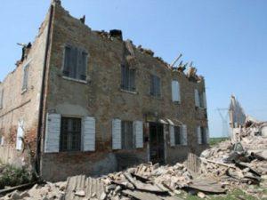 Terremoto Emilia, oltre 21mila le verifiche di agibilità sugli edifici