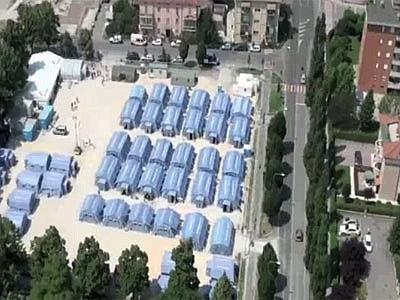 Piano di ricostruzione post sisma in Emilia-Romagna
