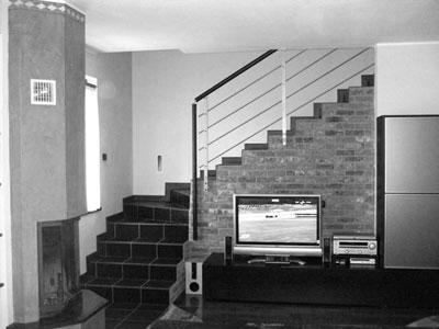 Lavori in casa la scala fa la differenza ediltecnico - Scala soggiorno ...