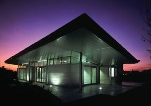 Interventi di architettura bioclimatica