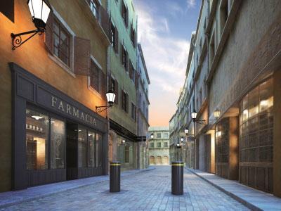 faac centro storico Da FAAC un'offerta completa di dissuasori di traffico all'avanguardia