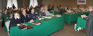Quinta edizione dell'annuale meeting ISEO for You