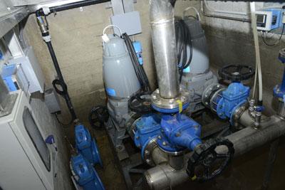 L'Acea di Roma, a cui compete anche la gestione delle numerose fontane della città capitolina, ha scelto le pompe Flygt 3171 da 22 kW  per le fontane di Piazza Navona