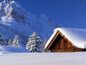Affitto casa in montagna