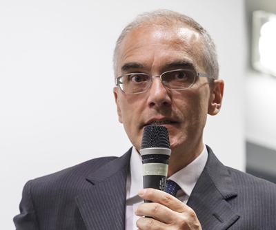 Luca Zingale, direttore scientifico di Solarexpo Innovation Cloud 2015