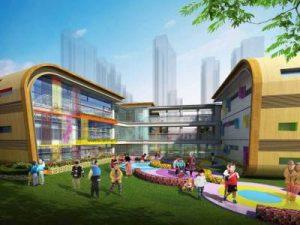 L'importanza della progettazione delle aree verdi nelle scuole (imm. dal sito zeospot.com)
