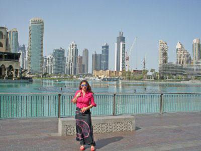Burj El Khalifa, Dubai