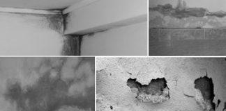 Umidità in casa: ecco le quattro cause principali