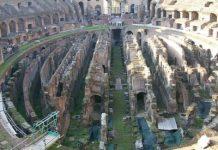 """Colosseo: operativo il """"montacarichi delle belve"""" … e fra 5 anni l'arena"""