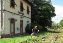 Stazioni ferroviarie abbandonate