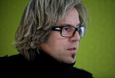 Il designer Gino Venturelli, direttore creativo del Gruppo Gerflor