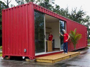 Gabbiotto Per Ufficio : Permesso di costruire anche per container: quando è necessario