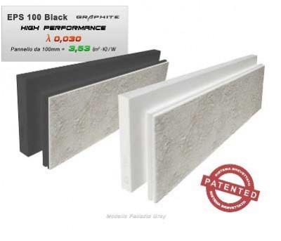 isolamento a cappotto pannelli isolanti prefiniti palladio wall system GRAPHITE 400x343 Stop alle fessurazioni: arriva il Cappotto Corazzato