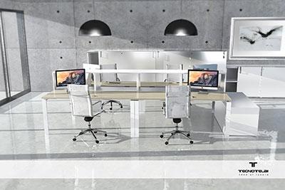 Design Di Mobili Per Ufficio : Mobili per ufficio design industriale di tecnotelai ediltecnico
