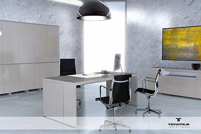 Arredamento Ufficio Stile Industriale : Mobili per ufficio design industriale di tecnotelai ediltecnico
