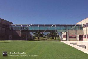 Riqualificazione energetica: il vetro fotovoltaico sbarca anche in Italia
