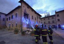 Nuovo terremoto centro italia copyright ANSA