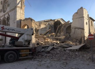 Emergenza Terremoto 2016: le procedure e la modulistica per i lavori di somma urgenza