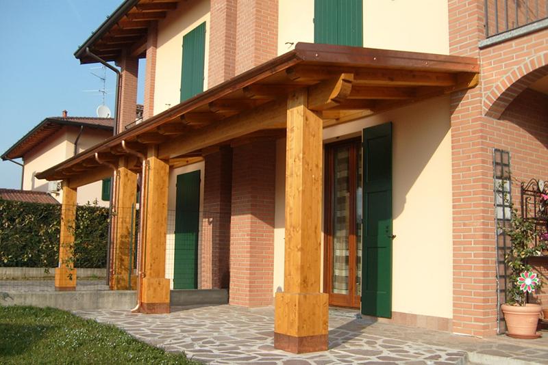 tettoie aperte su tre lati non hanno rilevanza volumetrica On immagini tettoie