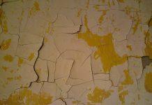 rimuovere vernice al piombo