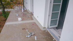 Triflex: impermeabilizzazione balconi a Viktring