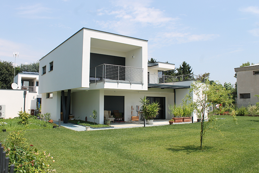 Vario Haus ville in legno vario haus per due progetti con architetture complesse