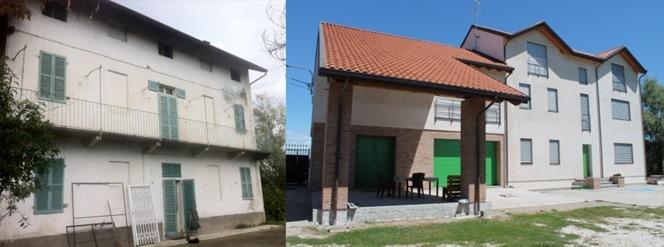 Ristrutturazione Passivhaus a Vespolate (Novara)