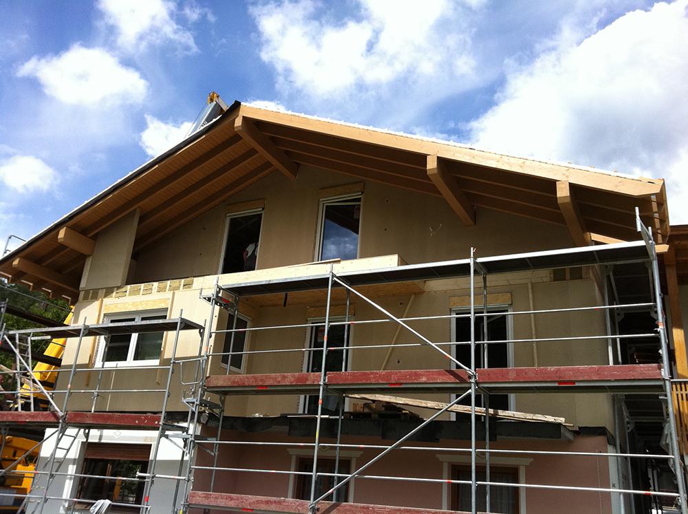 Ampliamenti e sopraelevazioni a telaio in legno normativa