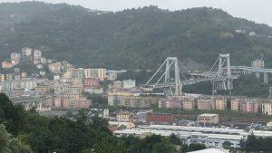Ponte Morandi: Prof. Brencich e Arch. Ferrazza ipotizzano cause crollo