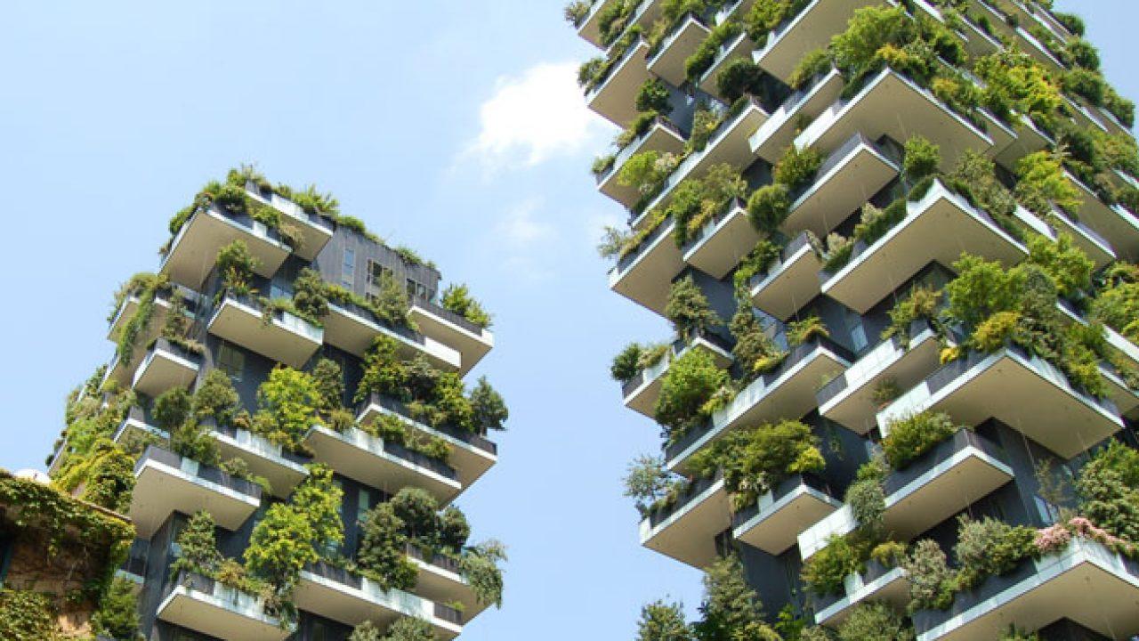Pareti Verdi Verticali Costi involucro del bosco verticale, com'è stato realizzato