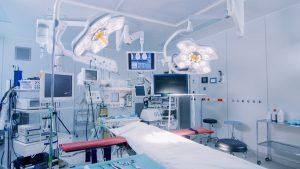 Impianti trattamento aria stagione estiva ospedali