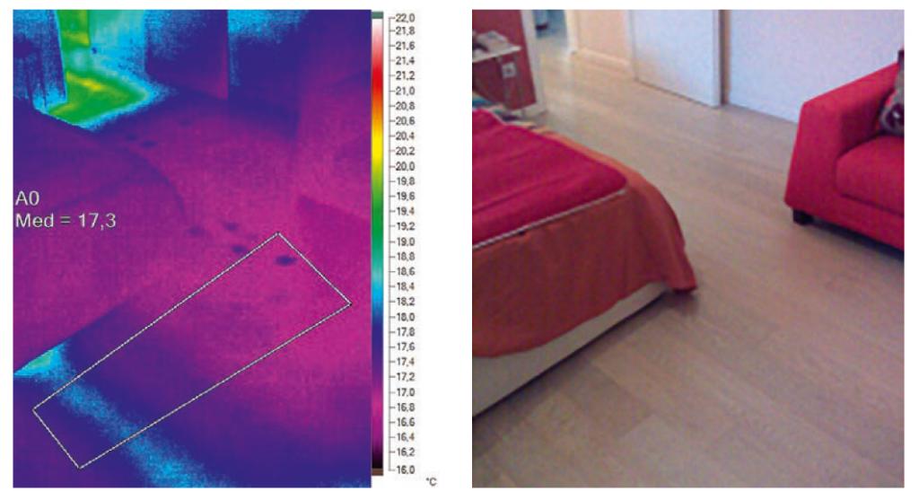 Errori installazione pavimento radiante