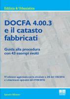 DOCFA 4.00.3 e il catasto fabbricati