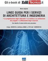 Linee guida per i servizi di Ingegneria e Architettura