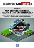 Fonti rinnovabili negli edifici: requisiti di legge e metodi di calcolo
