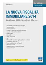 La nuova fiscalità immobiliare 2014